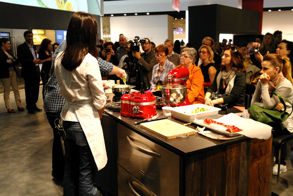KitchenAid Eurocucina Lifecooking